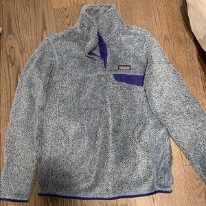 Patagonia 1/4 Button Fleece